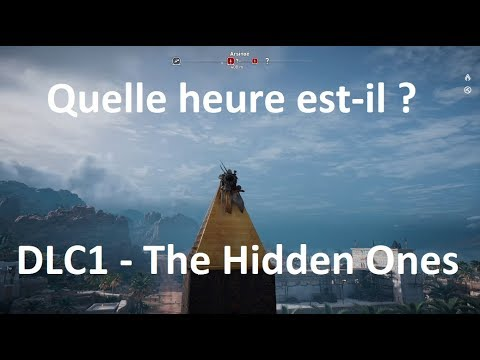 ac origins dlc1 quelle heure est il 10g bronze youtube. Black Bedroom Furniture Sets. Home Design Ideas