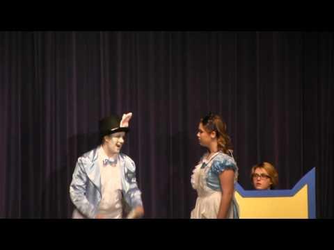 Flora High School Alice in Wonderland Musical