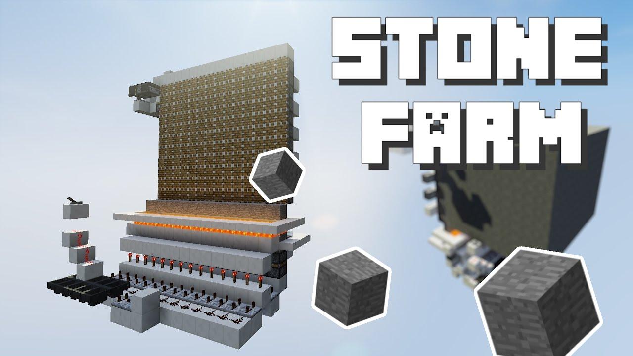 Minecraft: Stone Generator 1 14 [Big Version]