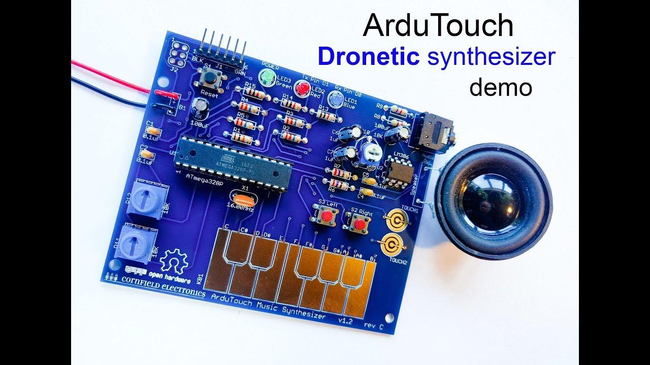 Cornfield Electronics :: Projects