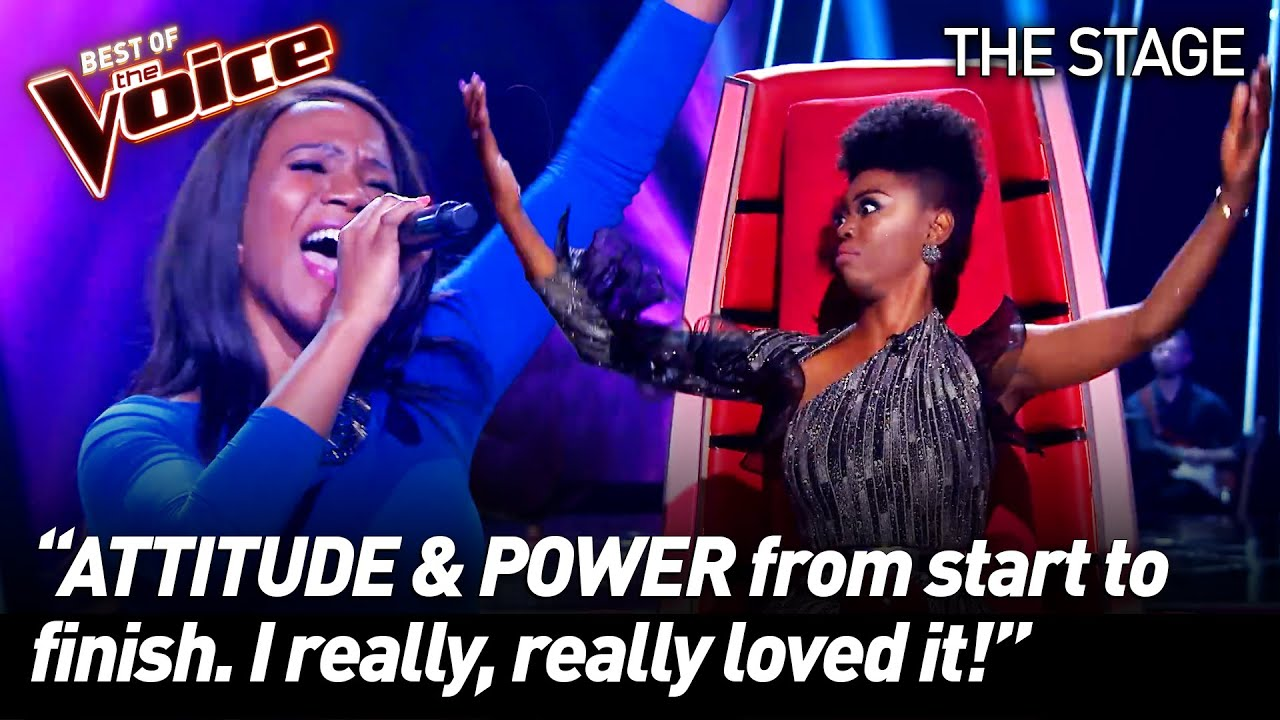 Lelo Ramasimong sings 'Mercy' by Shawn Mendes   The Voice Stage #51