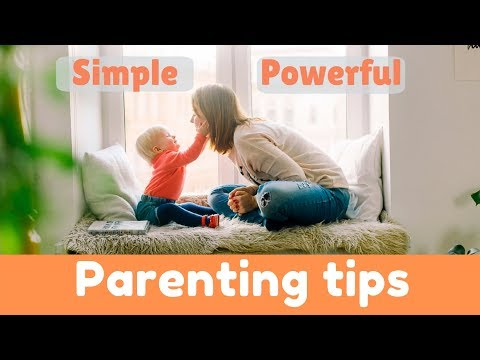 Parenting tips to lead your kids to happy | Health And Nutrition