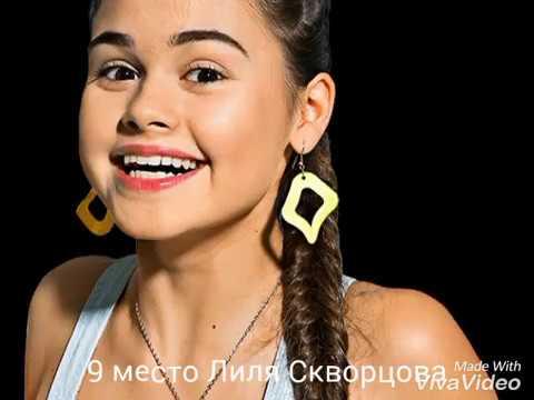 Топ 10 самых красивых девушек( девочек) из сериала Закрытая школа
