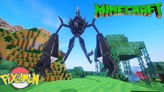Minecraft Pixelmon+ Tập 54: Sẽ có sự kết hợp mới từ Necozma ???