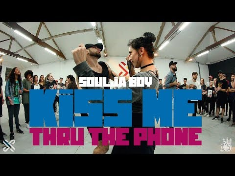 Soulja Boy Tell'em - Kiss Me Thru The Phone ft. Sammie Class | Broop'Z