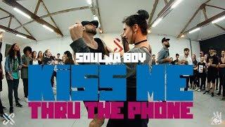 Baixar Soulja Boy Tell'em - Kiss Me Thru The Phone ft. Sammie Class   Broop'Z