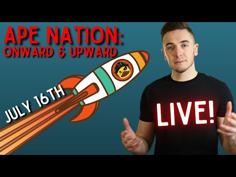 Ape Nation: We Don't Quit 🚀🚀🚀 || Dumb Money Commentary