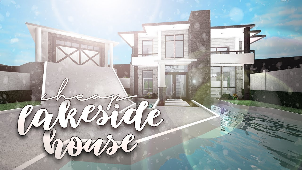 20 Roblox Bloxburg House Build Free Robux Hack Code Console