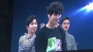 180629 EXO - Funny Moment @ EXO Fanmeeting in Japan
