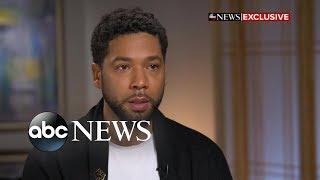 Jussie Smollett \'pissed off\' after alleged attack