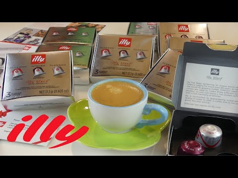▶️ TEST  #trnd : CAPSULES Illy  [ Compatibles Nespresso ] ◀️
