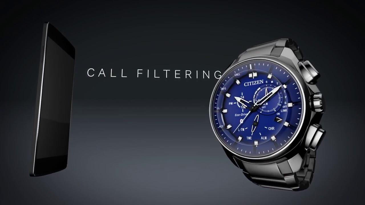 Citizen Proximity Smartwatch JuweliersWebshop - YouTube 67af1180f7