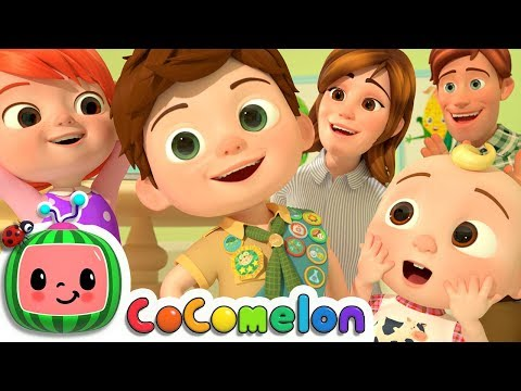 My Big Brother Song  CoCoMelon Nursery Rhymes & Kids Songs