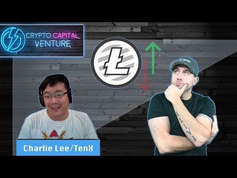Litecoin Move May 1st? Also, Charlie Lee Interview w/ Julian Hosp