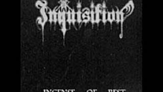 Inquisition- (Intro) Chant of the Unholy Victory / Whispering in Tears of Blood