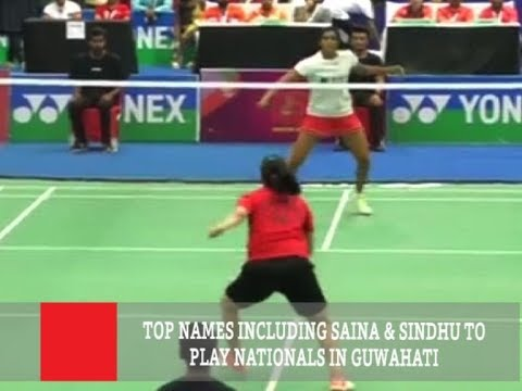 Top Names Including Saina & Sindhu To Play Nationals In Guwahati | Badminton Updates Mp3