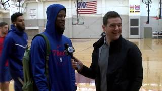 Jimmy Butler talks with Brad Galli about life in the NBA, Hollywood friendships, and Marquette roots
