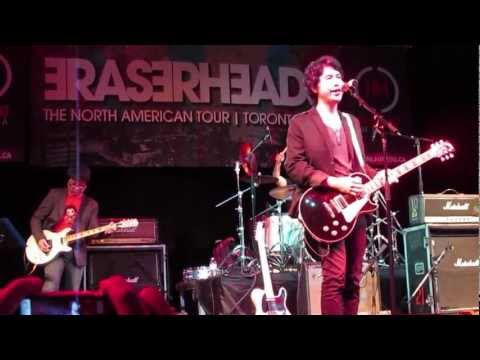 Fruitcake Live by Eraserheads in Toronto 2012