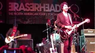 Fruitcake Live By Eraserheads In Toronto 2012