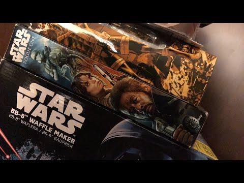5AliveVP Live! Ep. 21: From Bensalem Star Wars Toy Box, Disney / Gamestop Deals, and WAFFLES!
