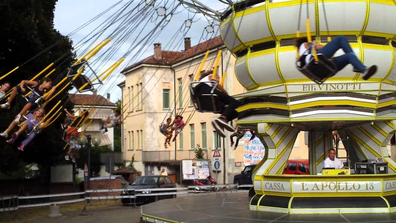 La domenica a santa vittoria d 39 alba 2011 giostra catene for Giostra a catene
