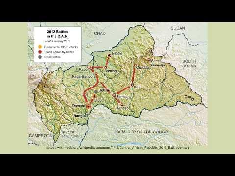 Histoire de la République centrafricaine / History Of The Central African Republic