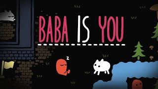 Cog Is Push (Solitary Isle) - Baba Is You
