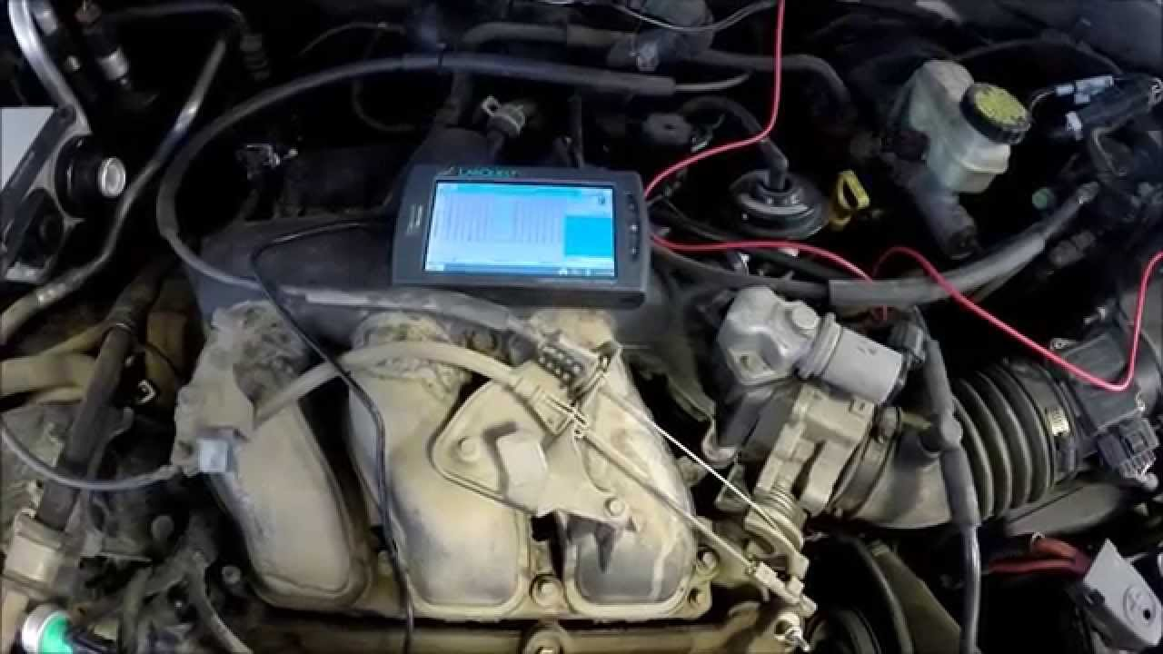 Diagnosing O2 Sensor Heater Circuits P0161 and P0141  YouTube