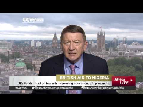UK says Nigerian government failing to help poor citizens
