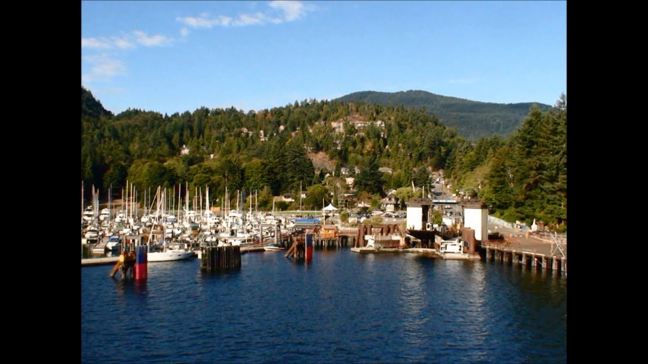 how to get to bowen island