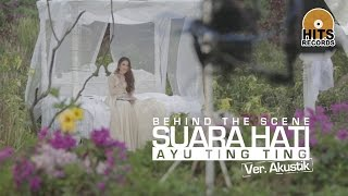 Pembuatan Video Klip Suara Hati Ayu Ting Ting versi Akustik