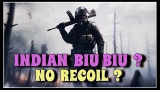 INDIAN BIU BIU ? Recoil Control at its best ?