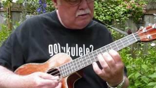 """EL CONDOR PASA - UKULELE INSTRUMENTAL - UKULELE LESSON / TUTORIAL by """"UKULELE MIKE"""""""