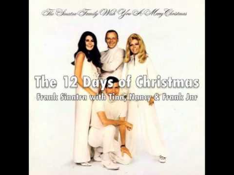 Sinatra family Christmas