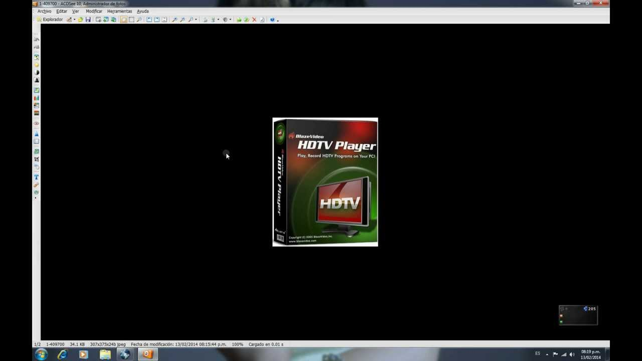BlazeVideo HDTV Player 6602 Setup  KeyGen