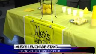 What Do You Do With Lemons?  Why Make Lemonade!