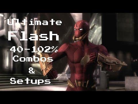 IGAU:Ultimate Flash Combos (40-102%)