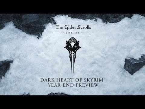 The Elder Scrolls Online - Dark Heart of Skyrim Year-End Preview