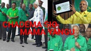Lowassa Atangaza Kurudi Ccm Rasmi/sababu Za Lowassa Kurudi Ccm/pigo Kubwa Chadem