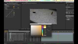 Intro C4D & AE ile öğretici: Oluşturma ve Kompozit Animasyon Mermi Kovan -