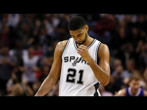 Top 10 San Antonio Spurs Plays Of All Time