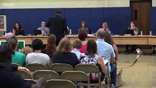 Crete Monee School District 201u Board Meeting 9/18/2018