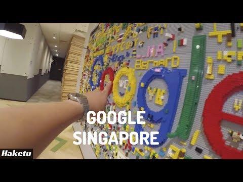 Tham quan Google tại Singapore và chơi guitar | Singapore VLOG