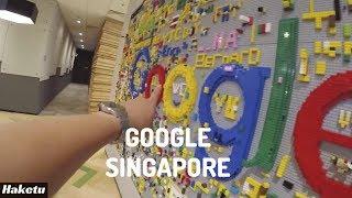 Tham quan Google tại Singapore và chơi guitar   Singapore VLOG