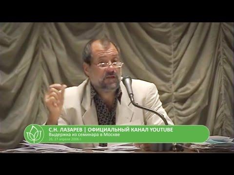 С.Н. Лазарев | Перемена климата и места жительства