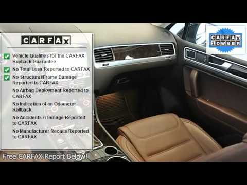 2013 Volkswagen Touareg - The Autobarn City Volkswagen of Chicago - Chicago, IL 60641 - YouTube