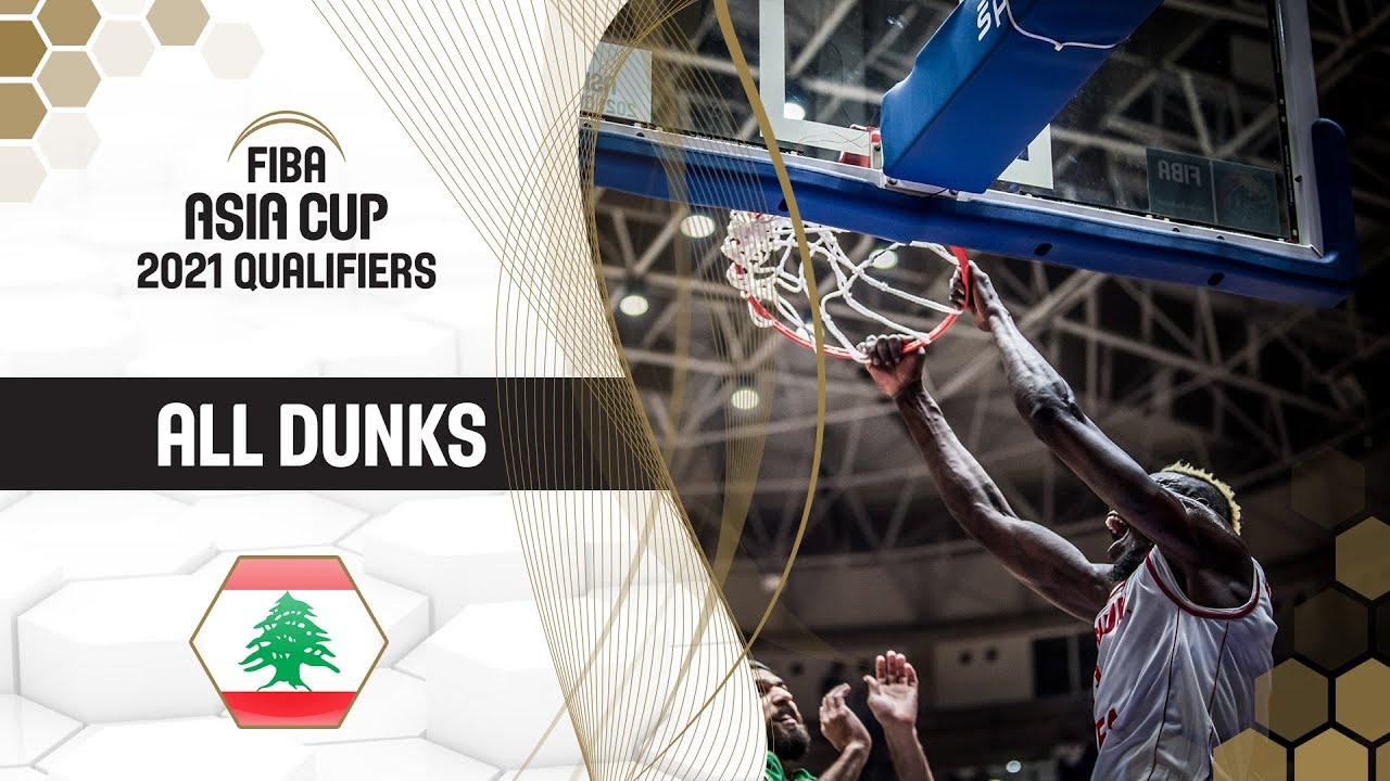 Lebanon - All Dunks