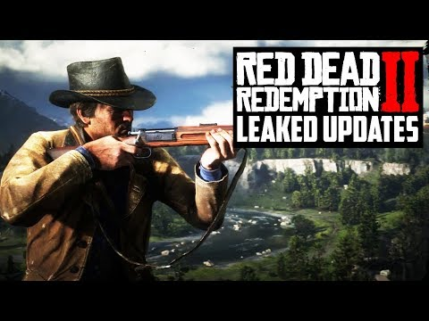 Red Dead Redemption 2 Latest News: Game Already Getting Patches, File Size & More!