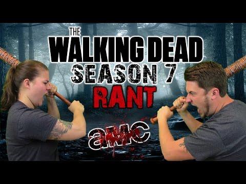 The Walking Dead: Season 7 - RANT!!! *Spoilers*