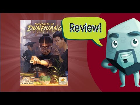 Merchants of Dunhuang Review - with Zee Garcia